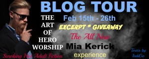 Art of Hero Worship Tour Banner